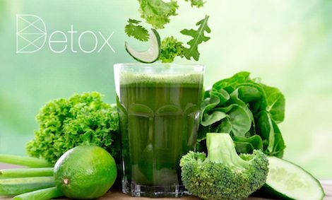 Terapia Natural Dieta Detox